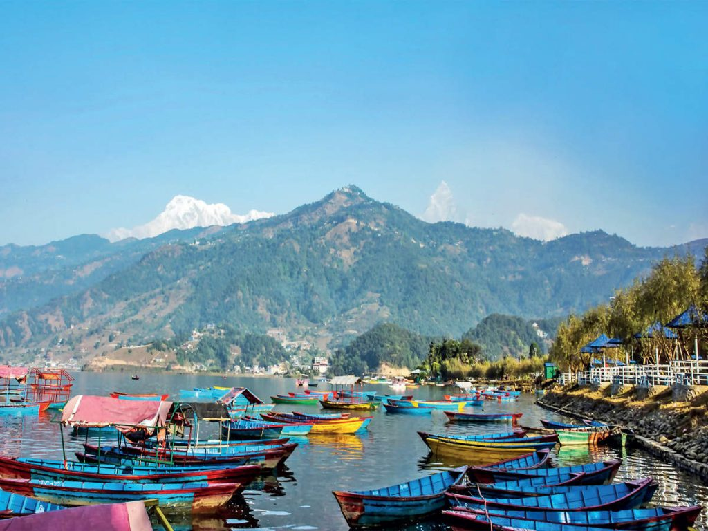 pokhara-a-city-known-for-its-tranquil-lakes-snowy-peaks-and-quaint-villages
